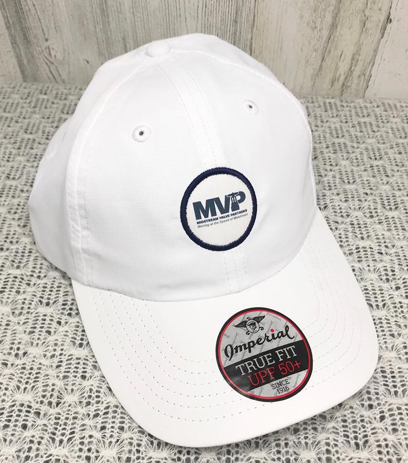 MVP Hat White